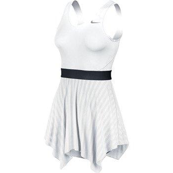 sukienka tenisowa NIKE NOVELTY KNIT DRESS Serena Williams Wimbledon 2014