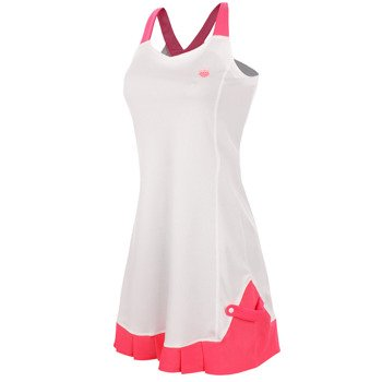 sukienka tenisowa damska K-SWISS BIGSHOT II V-DRESS / 190080-164