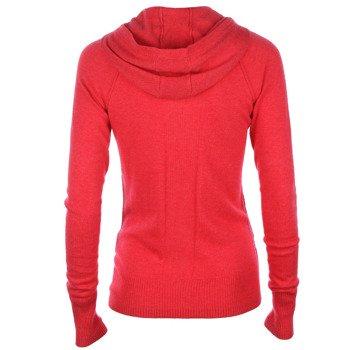 sweter tenisowy damski NIKE KNIT SWEATER JACKET / 596714-604