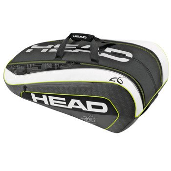torba tenisowa HEAD DJOKOVIC 12R MONSTERCOMBI / 283076