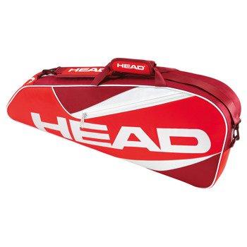 torba tenisowa HEAD ELITE 3R PRO / 283376 RDRD