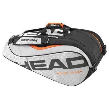 torba tenisowa HEAD TOUR TEAM SUPERCOMBI / 283226 SIBK