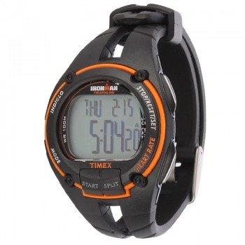 zegarek sportowy TIMEX TRIATHLON ROAD TRAINER + Monitor Pracy Serca / T5K212