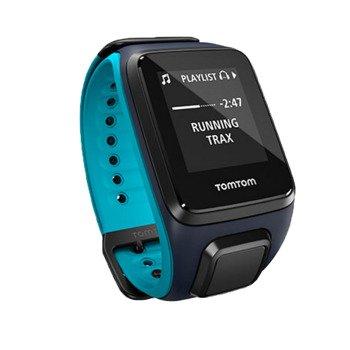 zegarek sportowy z funkcją GPS RUNNER 2 CARDIO + MUSIC LARGE + słuchawki / 1RFM.001.05